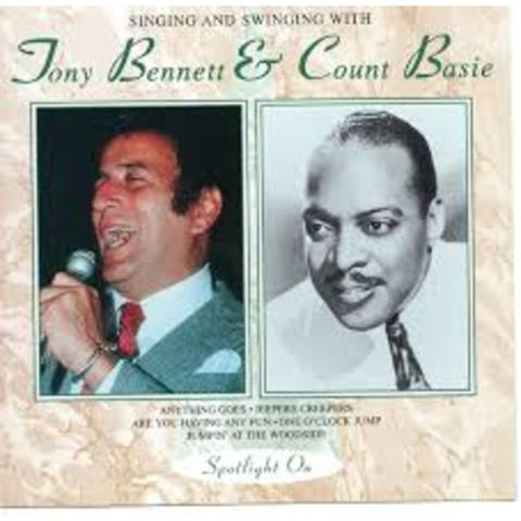Imagem de Count basie - spotline on/swingin  t