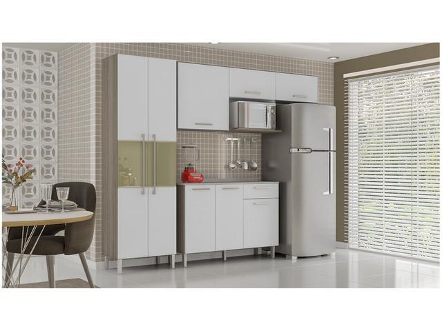 Imagem de Cozinha Compacta Itatiaia Lya com Balcão