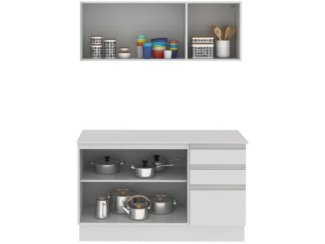 Imagem de Cozinha Compacta Madesa Smart G20071
