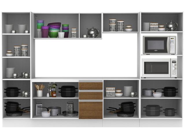 Imagem de Cozinha Compacta Madesa Smart G20074097G