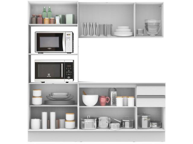 Imagem de Cozinha Compacta Madesa Smart GRSM190
