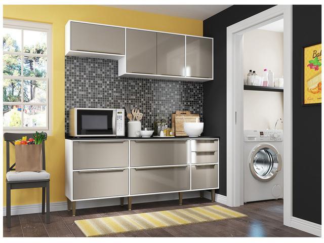 Imagem de Cozinha Compacta Multimóveis New Paris 2836.892