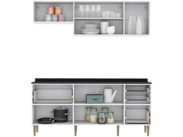 Imagem de Cozinha Compacta Multimóveis New Paris 2836.893