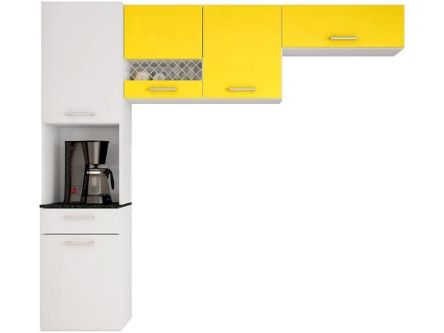 Imagem de Cozinha Compacta Poliman Móveis Ana