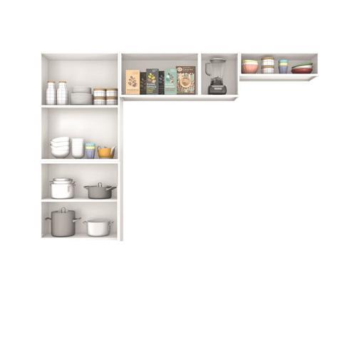 Imagem de Cozinha Compacta Rose 07 Portas Itatiaia