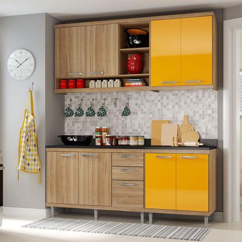 Imagem de Cozinha Compacta Sicília 4 Peças 5819 Multimóveis