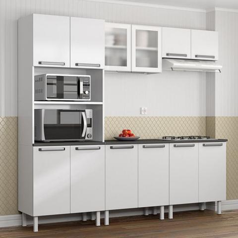 Imagem de Cozinha Completa Colormaq Verona 5 Peças em Aço