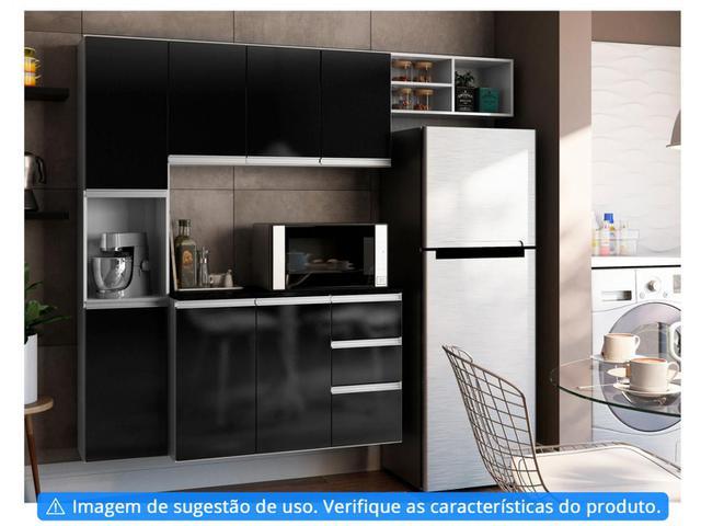 Imagem de Cozinha Completa Poliman Móveis Laura