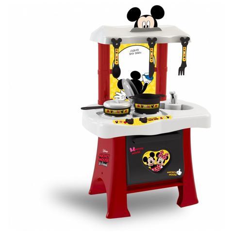 Imagem de Cozinha Infantil Mickey Disney Xalingo Brinquedos Colorido