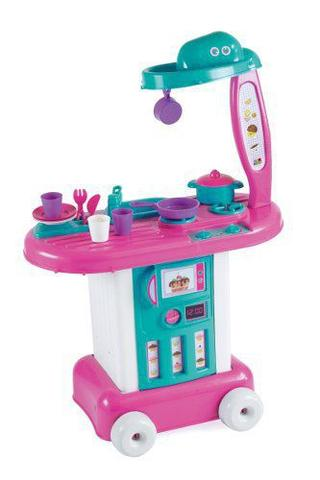 Imagem de Cozinha Infantil Minha Primeira Cozinha Maluquinha - Bell Toy
