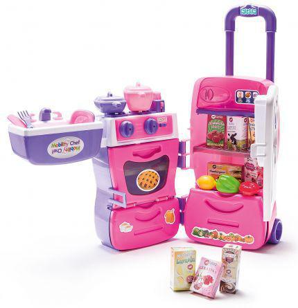 Imagem de Cozinha Infantil Mobility Chef - Calesita