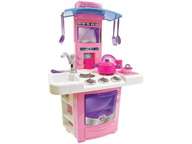 Imagem de Cozinha Infantil Nova Big Cozinha - Big-Star