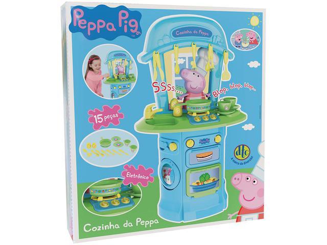 Imagem de Cozinha Infantil Peppa Pig