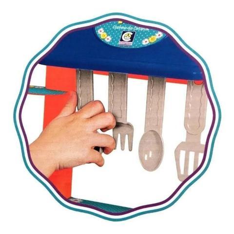 Imagem de Cozinha Infantil Play Time Menino - Cotiplás - Cotiplas