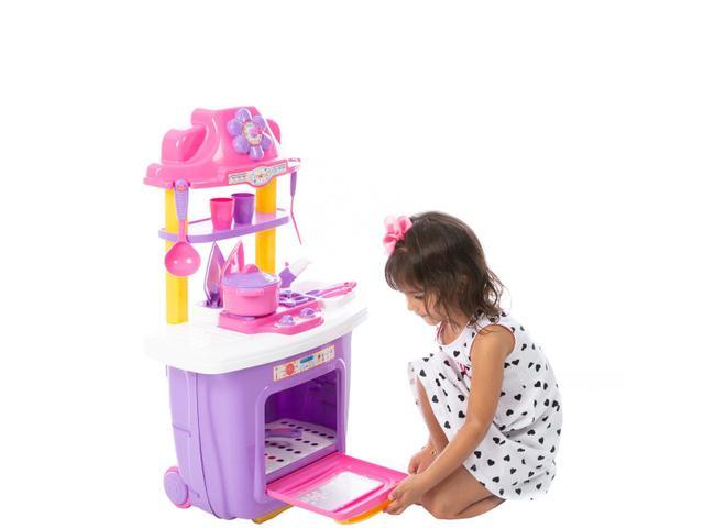 Imagem de Cozinha Infantil Portátil