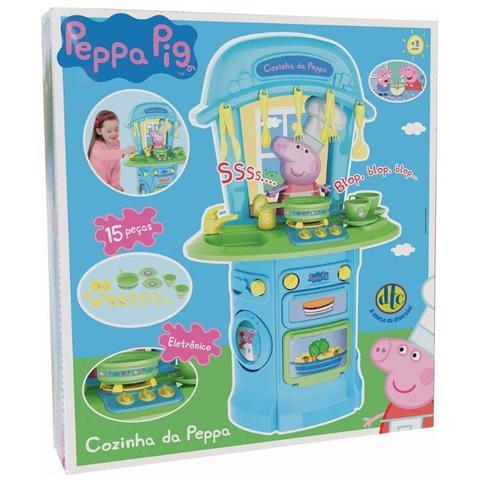 Imagem de Cozinha Peppa Pig - DTC