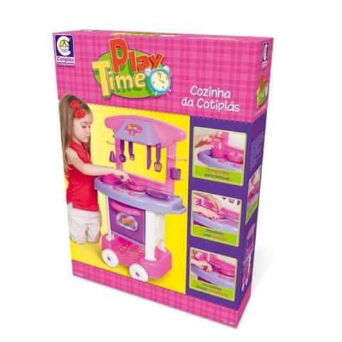 Imagem de Cozinha Play Time - Cotiplás