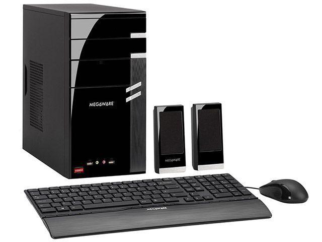 Imagem de CPU Megaware c/ AMD Dual Core