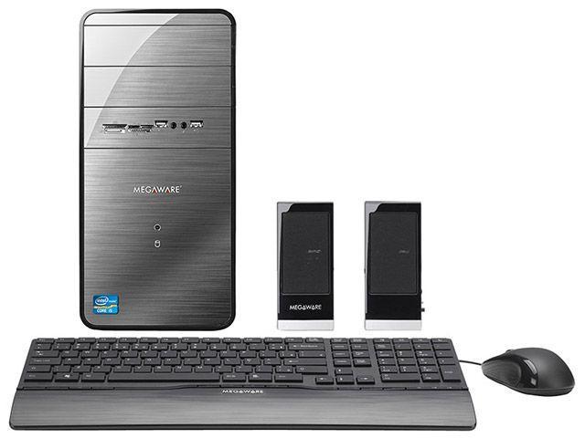 Imagem de CPU Megaware c/ Intel Core i5