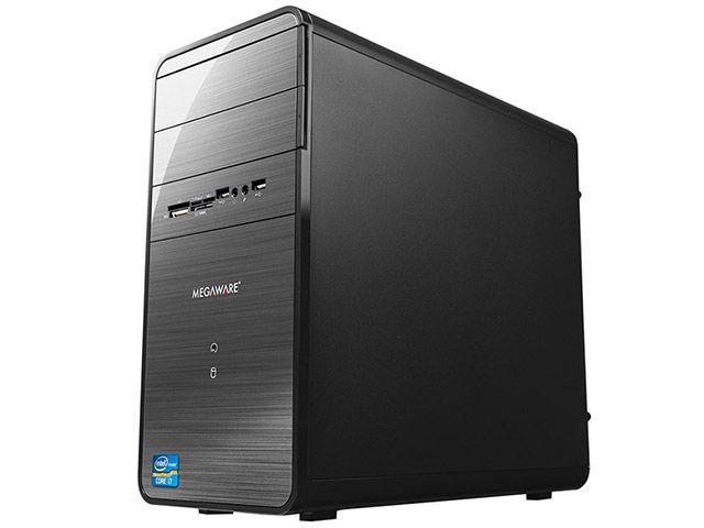 Imagem de CPU Megaware c/ Intel Core i7