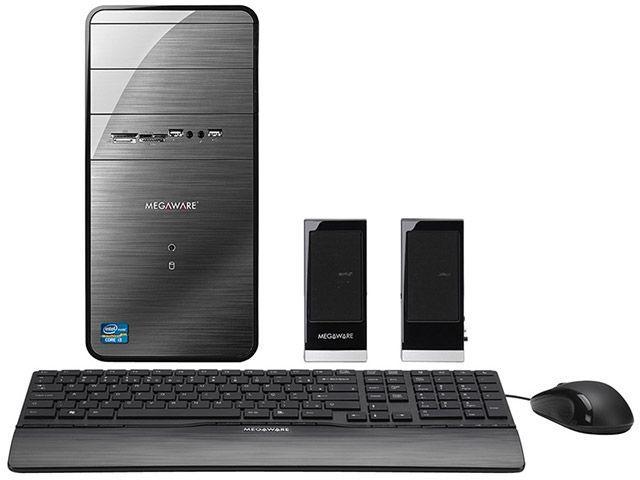 Imagem de CPU MEGAWARE I3 6G 500H LNX c/ Intel Core i3