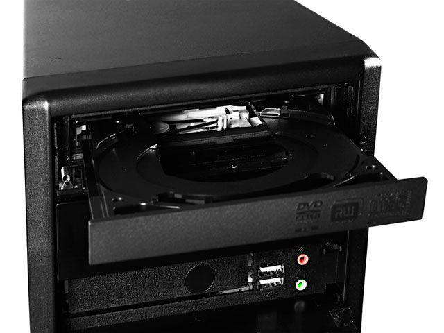 Imagem de CPU Megaware MegaHome CD Series Intel  Celeron