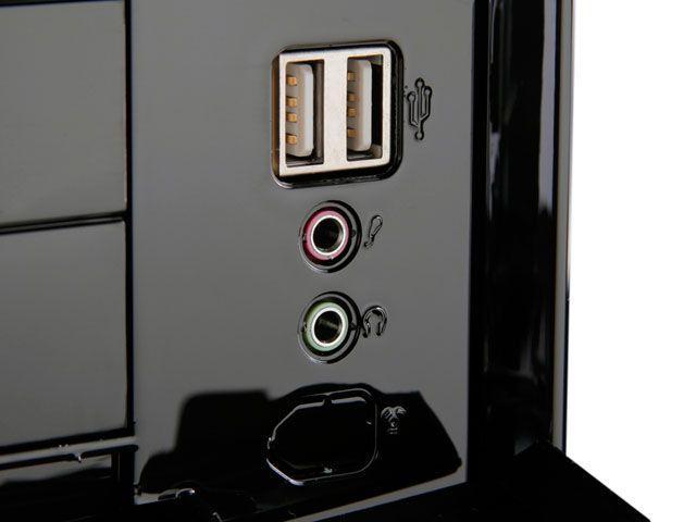 Imagem de CPU Megaware Megahome M3 Series Intel Core i3