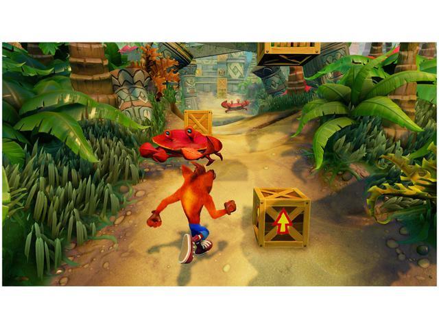 Imagem de Crash Bandicoot - N Sane Trilogy para PS4