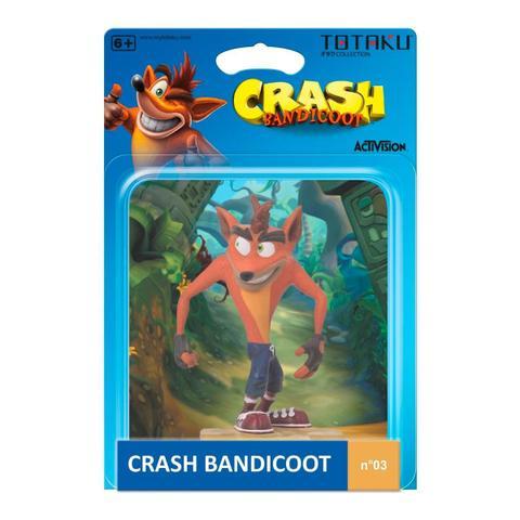 Imagem de Crash Bandicoot - Totaku