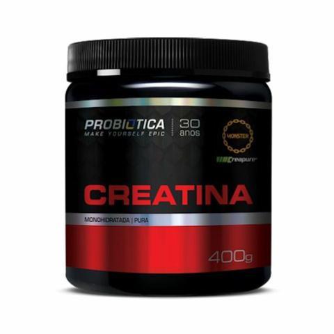Imagem de Creatina Creapure  Monohidratada Pura - 400g - Probiótica