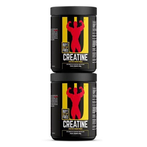 Imagem de Creatina Powder 400g (200g + 200g) Universal Nutrition