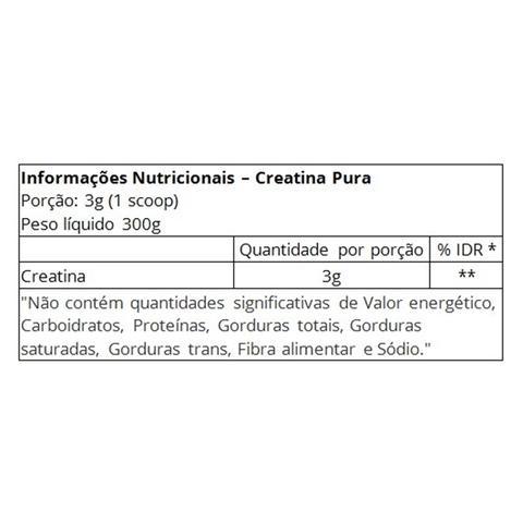 Imagem de CREATINA PURA PROBIÓTICA 300g