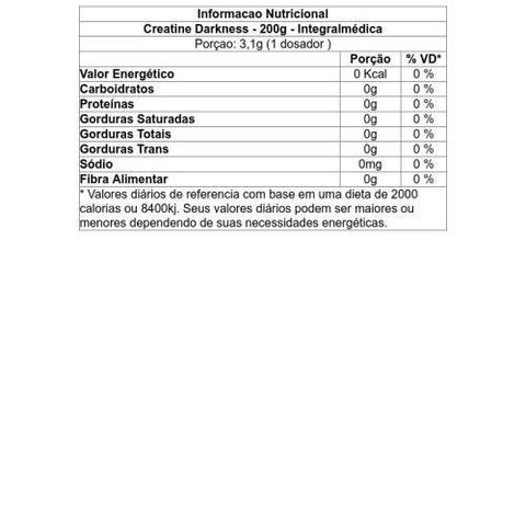 25d5f4337 Creatine 200g + Coqueteleira - Integralmédica - Integralmedica ...