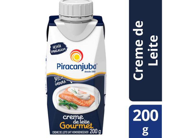 Imagem de Creme de Leite Piracanjuba Gourmet 200g