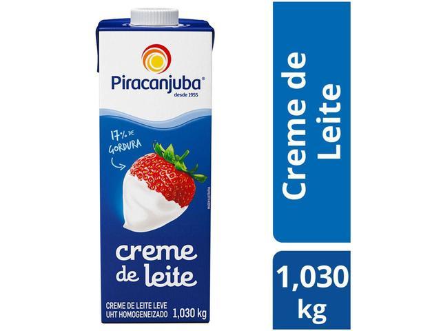 Imagem de Creme de Leite Piracanjuba Original 1,030kg