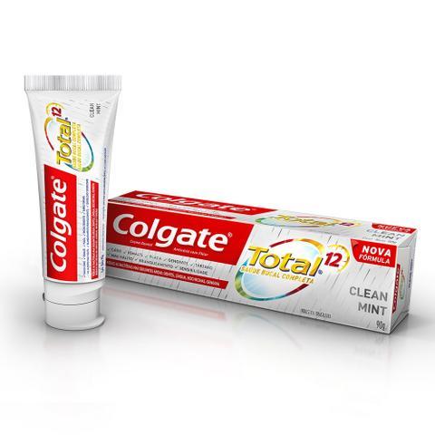 Imagem de Creme Dental Colgate Total 12 90g Clean Mint