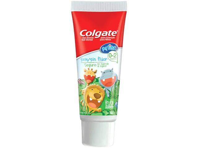 Imagem de Creme Dental Infantil sem Flúor Colgate My First