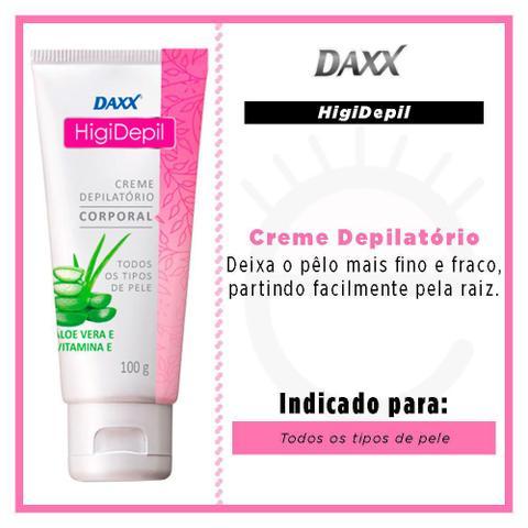 Imagem de Creme Depilatório Daxx HigiDepil