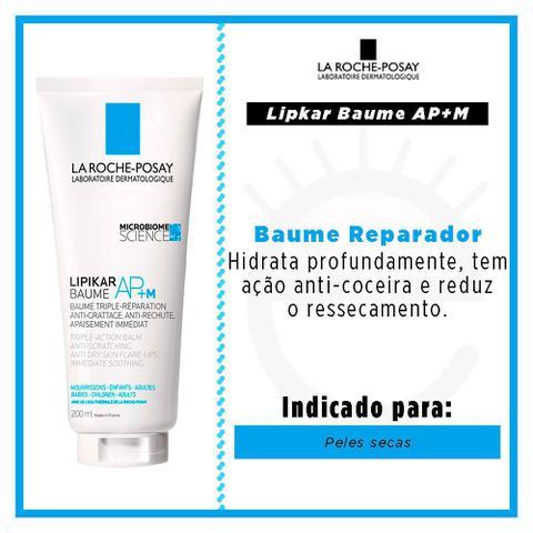 Imagem de Creme Hidratante La Roche-Posay Lipkar Baume AP+M