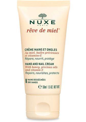 Imagem de Creme Hidratante para Mãos e Unhas Nuxe Reve de Miel