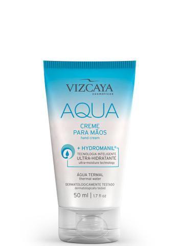 Imagem de Creme Vizcaya para Mãos Aqua