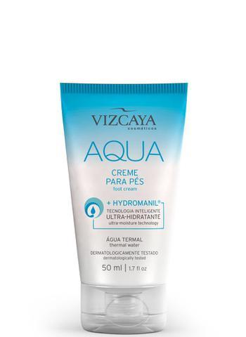 Imagem de Creme Vizcaya para Pés Aqua