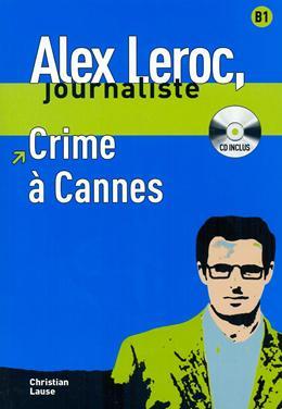 Imagem de Crime a cannes - avec cd - niveau 2