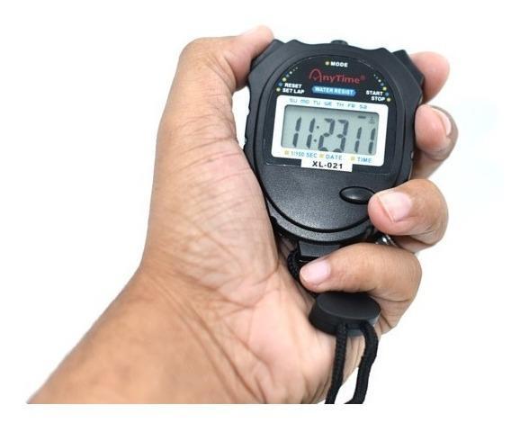 Imagem de Cronômetro De Mão Digital AnyTime