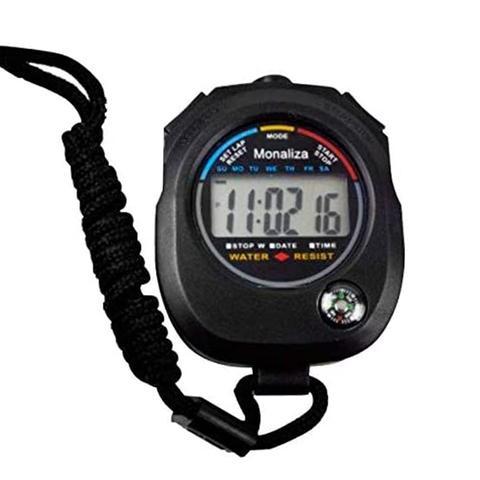 Imagem de Cronômetro De Mão Digital Esportivo Com Bússola