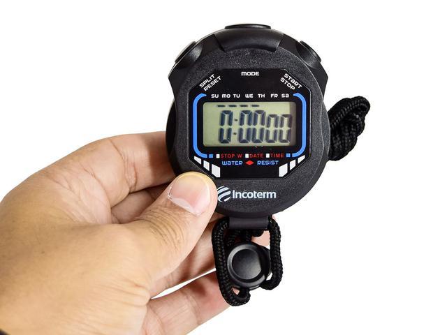 Imagem de Cronometro de mão digital incoterm