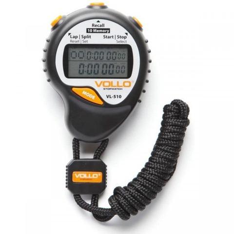 Imagem de Cronometro Digital Profissional Para Exercícios Com 10 Memórias Vollo