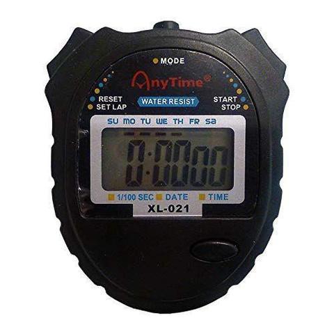 Imagem de Cronometro Profissional Aprova d'água Any Time, Relógio e Data