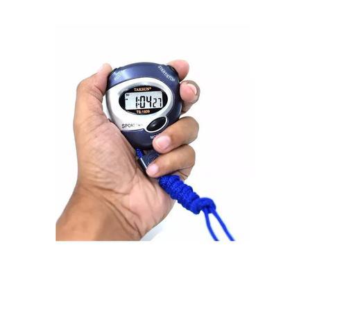 Imagem de Cronômetro Progressivo Digital Relógio Alarme Data Hora