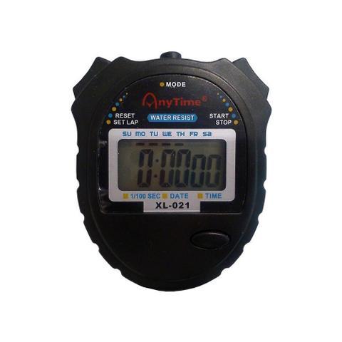 Imagem de Cronômetro Progressivo Digital Relógio Alarme Data SportWatch XL021